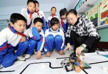 人工智能将如何步入中小学课堂