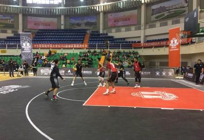 2017-2018中国大学生3X3篮球联赛亚博娱乐是正规的吗赛区城市冠军赛在长春火热开战