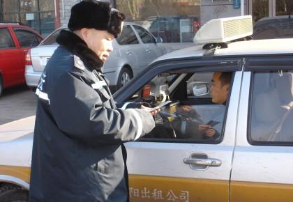 今起长春将加大出租车市场整治力度
