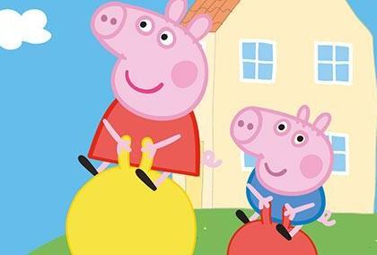 家长吐槽娃娃看动画片学猪叫 该不该限制娃看动画片?