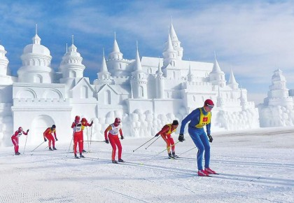 第二届中国·吉林国际冰雪旅游产业博览会看点扫描