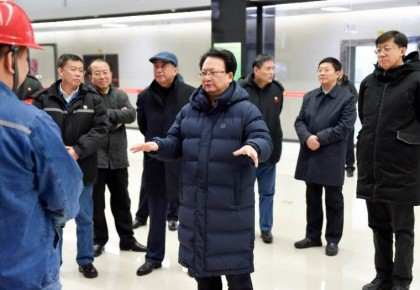 景俊海在吉林市调研时指出践行新发展理念 推动高质量发展奋力开创新时代吉林全面振兴发展新局面