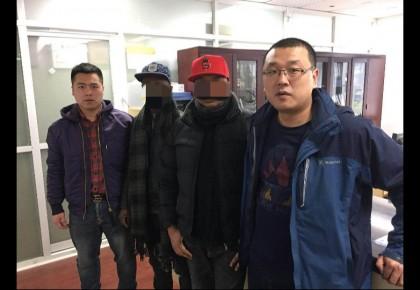 【视频】外籍男子诈骗11万 警方跨省抓捕