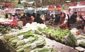 长春市区联动确保春节市场价格平稳