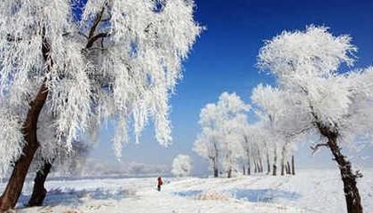 【游玩】吉林雾凇岛 冬季好去处