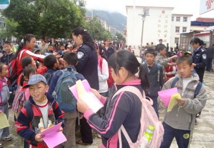 全省110個宣傳點 新春集中宣傳禁毒