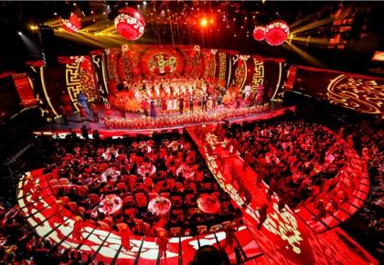 五台晚会亮相吉林卫视  各频道精彩编排欢乐贺岁 吉林电视台春节荧屏精彩纷呈