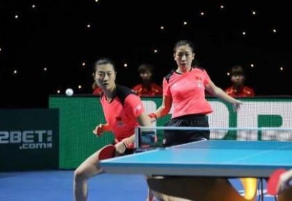 3:0横扫日本队!中国乒乓球女队实现世界杯女子团体八连冠