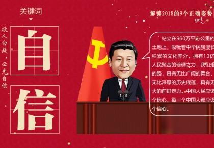 【家国网聚·网络旺年】 快看,2018中国人一年的福气都在这里了!