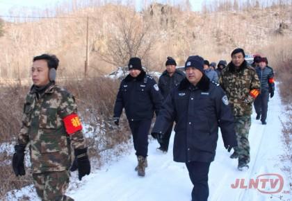 【关注】吉林省开展清山清套 确保野生虎豹安全