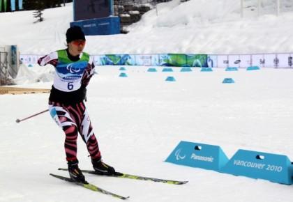 冬残奥会中国队开幕式旗手确定,越野滑雪彭园园执旗入场