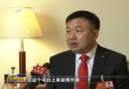 【我从群众中来】李和跃:在解决问题中推动社会经济向前发展