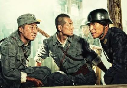 赵文卓 抡起大刀当将军,《铁血红安》持续热播!