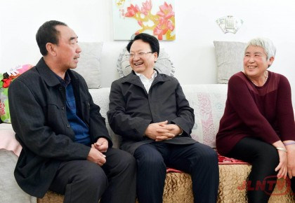 景俊海在通榆乾安调研时强调 全力冲刺推进精准脱贫攻坚 全面兑现党对人民庄严承诺