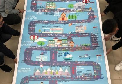 【芳华】亲爱的同学们啊,你们好吗?旅程图送给你吧,拿走不谢啦!