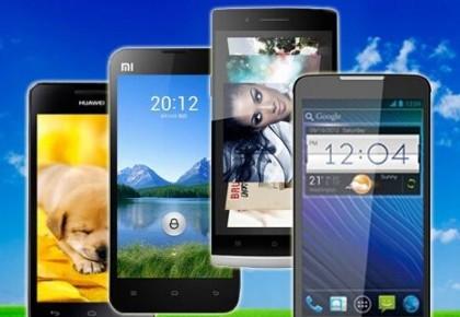 """中国智能手机海外""""圈粉""""无数 在欧洲成销量爆款"""