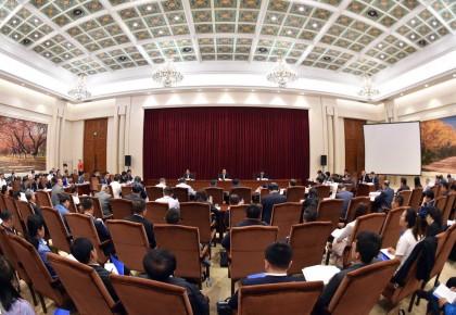 景俊海在全省民营经济改革发展推进会上指出 放大激活繁荣因子作用 迸发民营经济发展活力