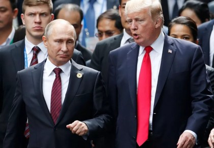定了!普京、特朗普下月在赫爾辛基會晤 俄美關系到底怎么樣?
