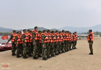 【险情就是军令】吉林市组织抗洪应急救援演练