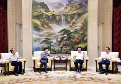 景俊海会见东北虎豹国家公园调研组