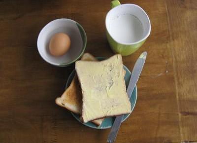 偷一时之懒弃早餐 可乱一整日生物钟