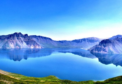 长白山端午节假日旅游接待人数再创新高 增加四成