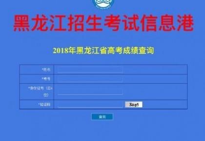 黑龙江高考查分网站瘫了 考试院:有人恶意攻击