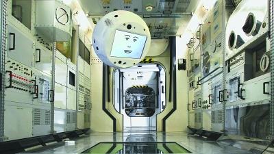 """全球首个太空机器人""""西蒙""""将入太空完成任务"""