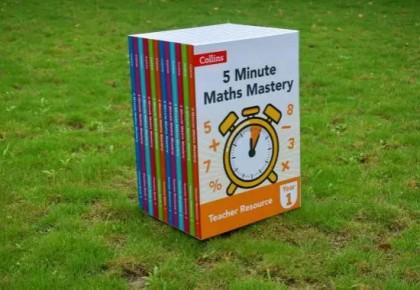 英国学生要哭了 中国数学练习册再出英国版!