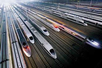 暑运期间长珲城际铁路加开动车