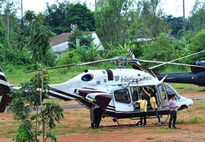 泰国被困少年足球队成员已有8人获救救援继续