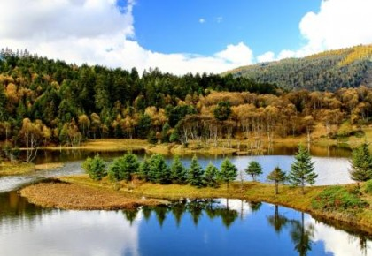 中国预计将建60个到200个国家公园