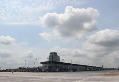 长春机场新航站楼及高架桥工程通过竣工验收