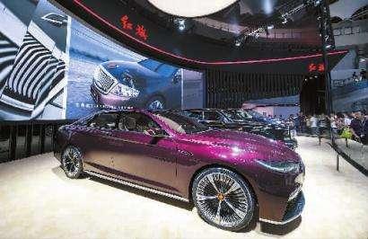 第十五届中国(长春)国际汽车博览会开幕