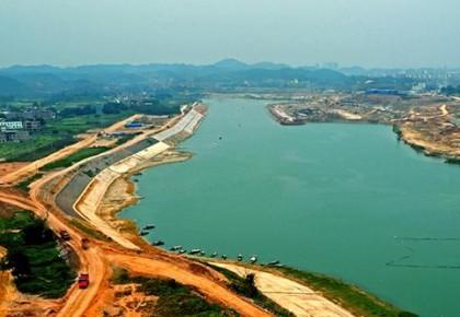 重大水利工程建设全面提速