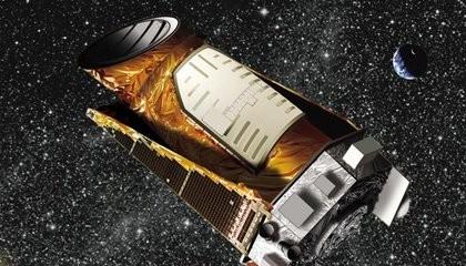 """开普勒太空望远镜即将""""油尽灯枯"""",过去10年已扫描超过15万颗恒星"""