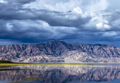 青藏高原地区仍然是地球上最洁净的地区之一 空气、土壤、水质保持良好