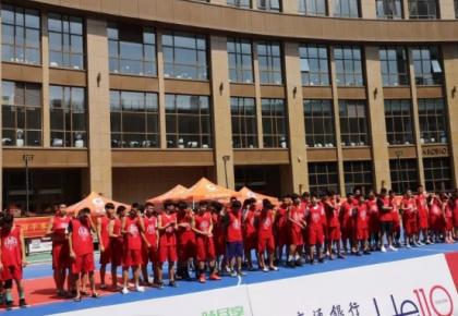 中国3对3篮球联赛吉林赛区总决赛昨日开战