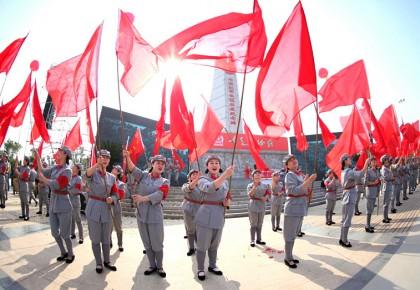 体验红色旅游 感受革命历史文化