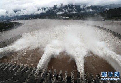 """每秒4万立方米,""""长江2018年第1号洪水""""在上游形成"""