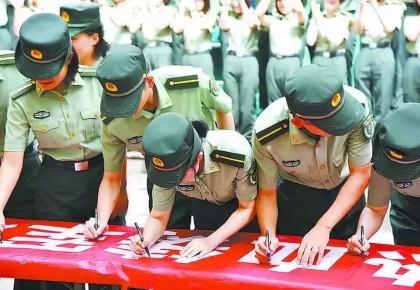 24名英模烈士子女申请戍边:在你倒下的地方陪伴你