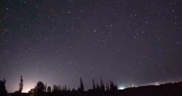 英仙座流星雨12日如期到访