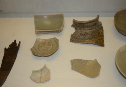 中国考古人员在斯里兰卡发现海上丝绸之路遗迹