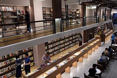 中国复合型书店成新趋势 各业态融合打造多元化阅读空间
