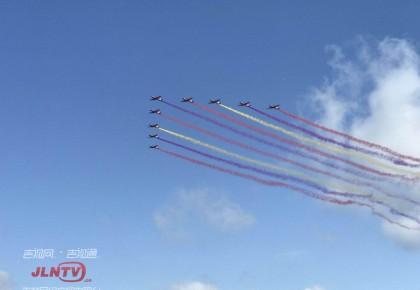 空军航空开放活动在吉林长春隆重举行