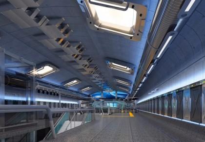 网传长春地铁2号线提前1个月至8月30日载客试运营?记者连夜进行核实