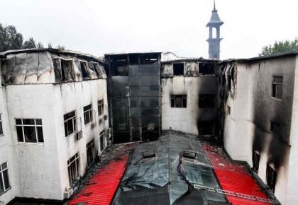 哈尔滨酒店火灾已造成19人死亡 事发酒店法定代表人被刑拘