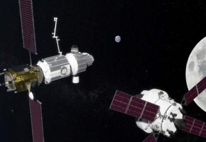 NASA公布太空探索新目标 十年后人类或再次登上月球