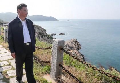 习近平谈建设海洋强国