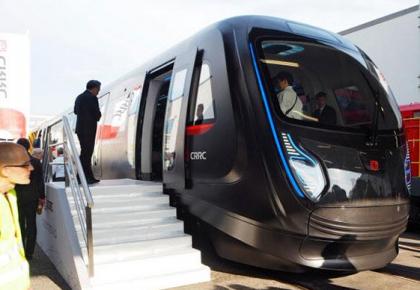 更輕!更快!中國中車打造世界首輛碳纖維地鐵